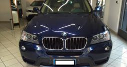BMW X3 2.0 XDRIVE ATTIVA/AUTOMA