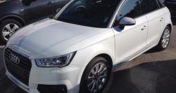 Audi A1 SPB ATTRACTION 1.6TDI 116CV BICOLORE BIANCO E NERO