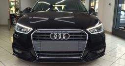Audi A1 SPB ATTRACTION 1.6TDI 116CV BICOLORE NERO E BIANCO