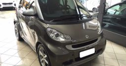 SMART FORTWO 1000 52 kW cabrio passion bicolore