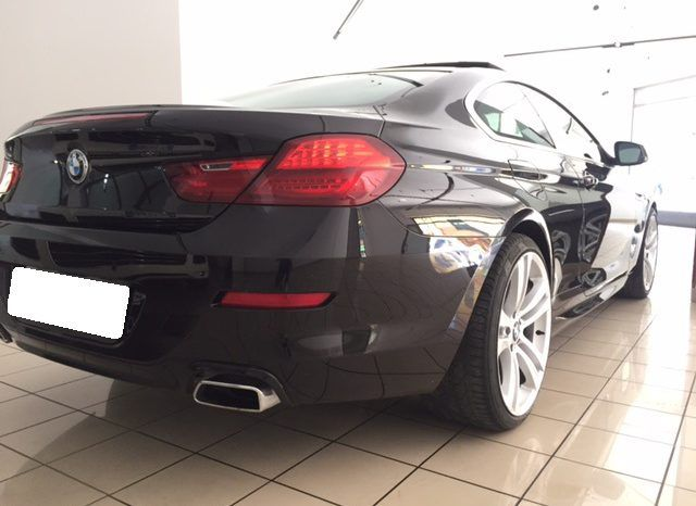 BMW 640D COUPE' FUTURA / TETTO PANORAMICO full