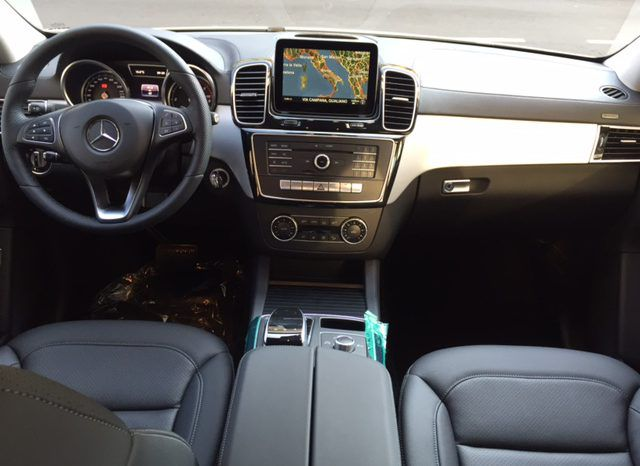 MERCEDES GLE 350d 4Matic Coupé Premium full