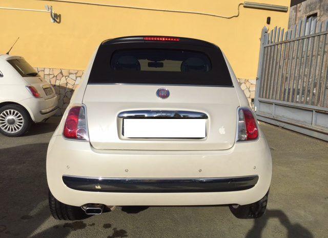 FIAT 500 1.3 MJT CABRIO full