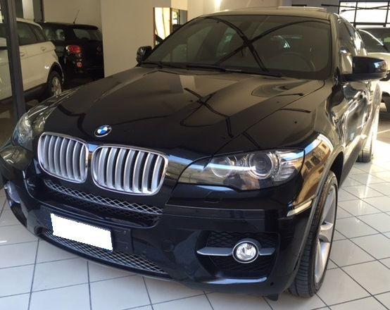 BMW X6 XDRIVE 40D ATTIVA full