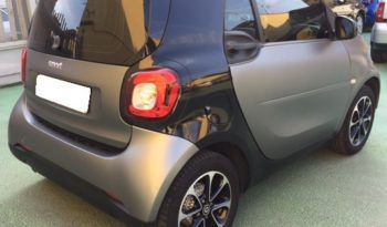SMART FORTWO 1000 Coupé passion AUTOMATICA full