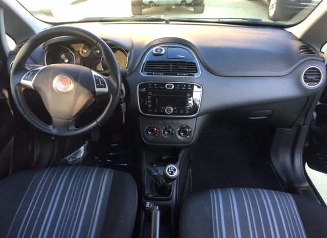 Fiat Punto Evo 150° 1.4 Dynamic Natural Power GPL full