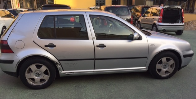 Volkswagen Golf 1.6 5 porte full