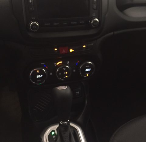 Jeep Renegade 1.6 MJT 120CV LIMITED NAVI/AUTOM F24 PAGATO ESTERA full