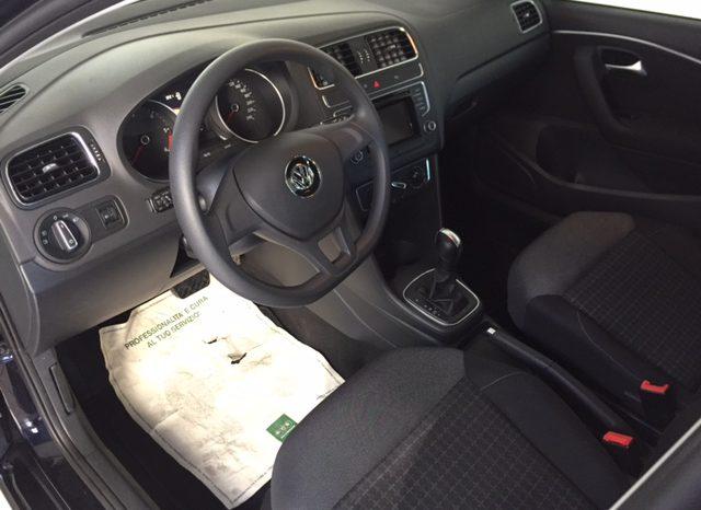 Volkswagen Polo 1.4 TDI 90 CV DSG 5p. Comfortline full