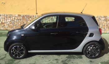 Smart forFour 1.0 passion tetto panorama full