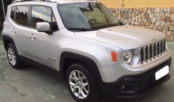 JEEP RENEGADE 1.6 MJT 120CV LIMITED NAVI full
