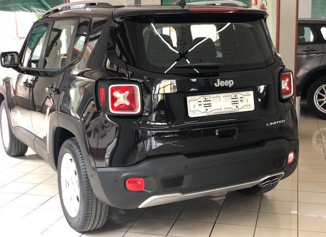 Jeep Renegade 1.6 MJT 120CV LIMITED NAVI F24 PAGATO ESTERA full
