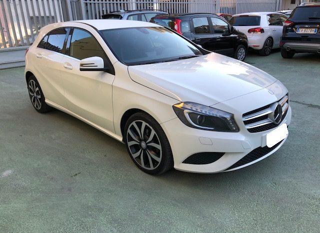 Mercedes-Benz A 180 CDI BlueEFFICIENCY Sport XENON full