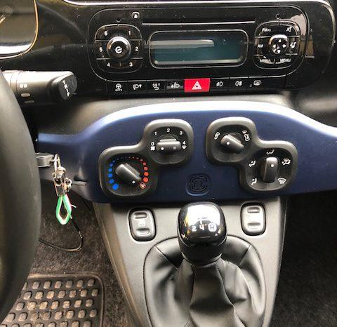 FIAT PANDA 1.2 LOUNGE VOLANTE M. / PDC full