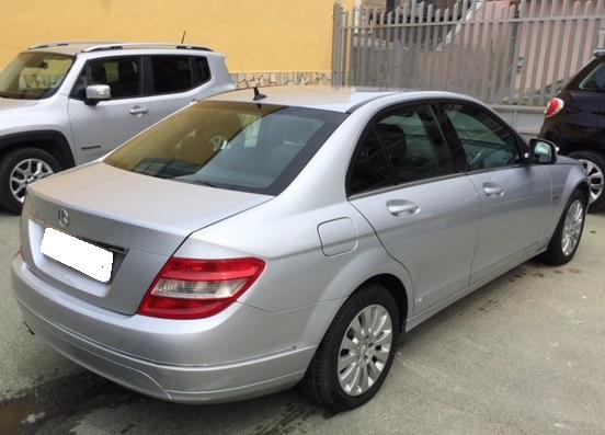 Mercedes-Benz C 220 CDI Elegance full