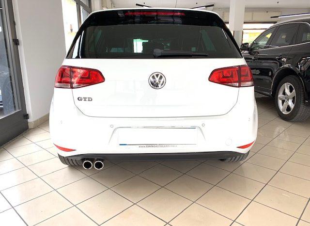 Volkswagen Golf GTD 2.0 TDI 184 CV full