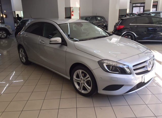 Mercedes-Benz A 180 CDI Automatic Sport full