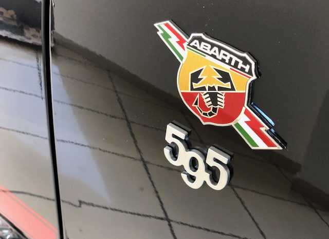 Abarth 595 1.4 Turbo T-Jet 145 CV  AUTO ESTERA CON F24 PAGATO full