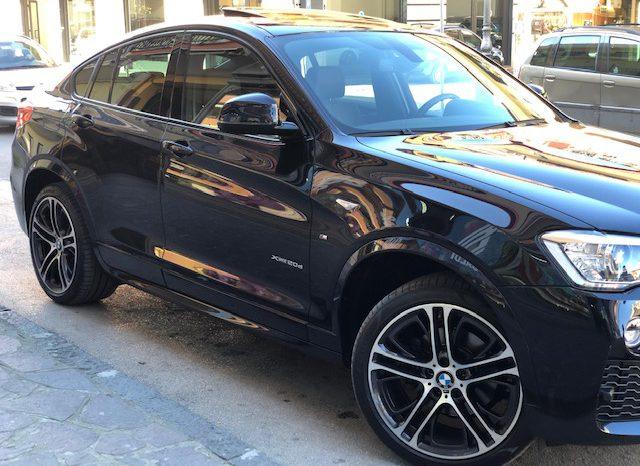 BMW X4 xDrive20d Msport full