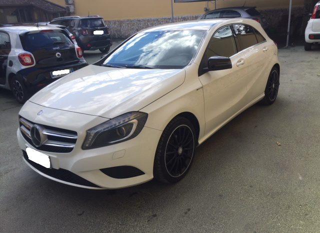 Mercedes-Benz A 160 CDI Premium AMG ANCHE PER NEOPATENTATI full