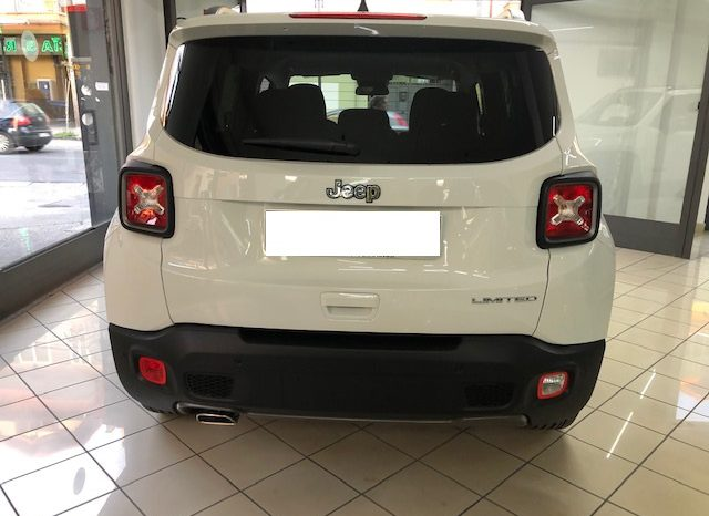 Jeep Renegade 1.6MJT 120CV LIMITED AUTOMATICA full