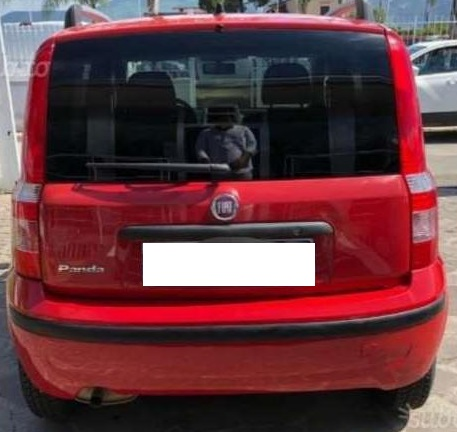 Fiat Panda 1.3 MJT 16V DPF Dynamic full