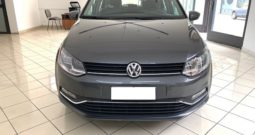 Volkswagen Polo 1.4 TDI 90 CV 5p. Comfortline BlueM CERCHI IN LEGA/MULTIFUNZIONE AL VOLANTE