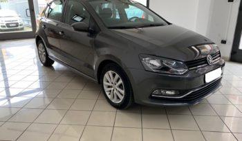 Volkswagen Polo 1.4 TDI 90 CV 5p. Comfortline BlueM CERCHI IN LEGA/MULTIFUNZIONE AL VOLANTE full