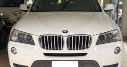 BMW X3 xDrive20d Futura NAVI/TETTO/XENON/PELLE