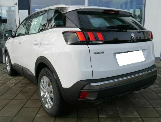 Peugeot 3008 Active BlueHDi 130cv S&S NAVI full