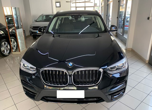 BMW X3 xDrive20d Business Advantage full