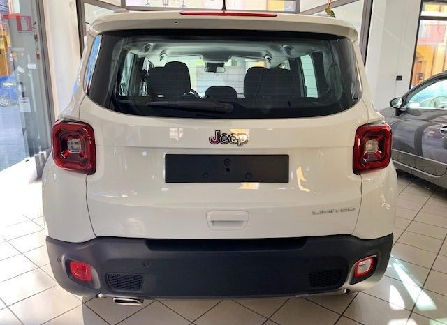 Jeep Renegade 1.6MJT 120CV LIMITED MY2019 / LED / F24 PAG EST full