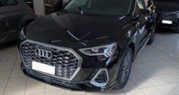 Audi Q3 tdi SPB S-line S-Tronic NAVI VIRTUALE