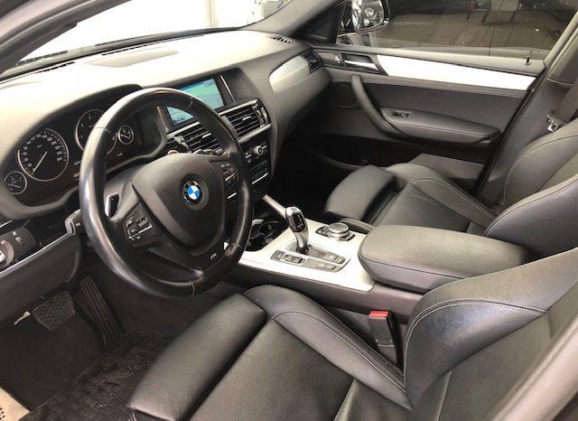 BMW X4 M xDrive20d Msport full