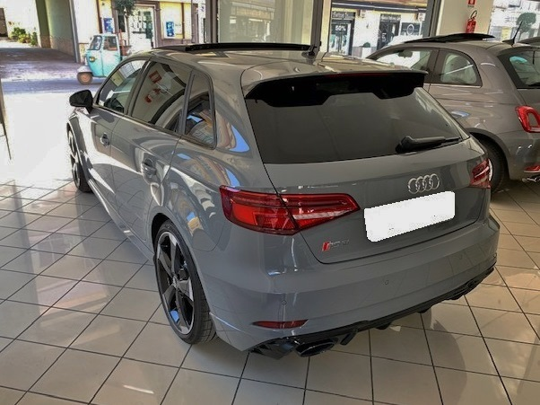 Audi RS3 SPORTBACK full