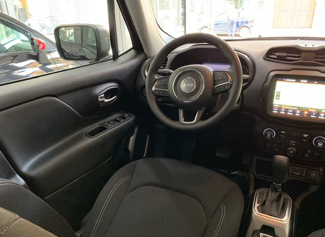 Jeep Renegade 1.6MJT 120CV LIMITED AUTOMATICA MY20/LED/F24PAGEST full