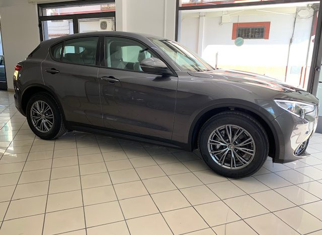 Alfa Romeo Stelvio 2.2 Turbodiesel AT8 RWD SUPER full