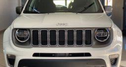 Jeep Renegade 1.6MJT 120CV LIMITED MY2020 / LED / F24 PAG EST