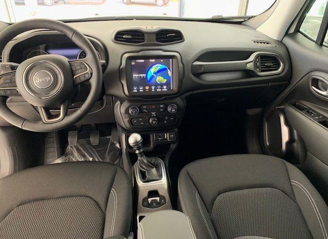 Jeep Renegade 1.6MJT 120CV LIMITED MY2020 / LED / F24 PAG EST full
