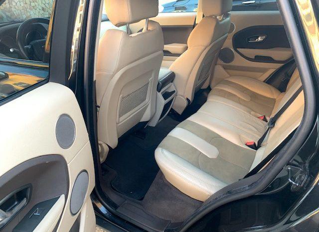 Land Rover Range Rover Evoque 2.2 TD4 5p. Pure full
