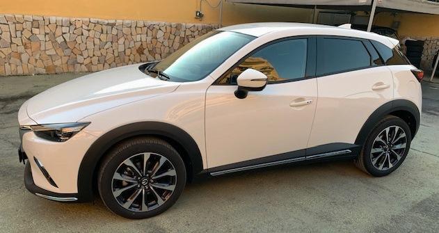 Mazda CX-3 1.8L Skyactiv-D Exceed full