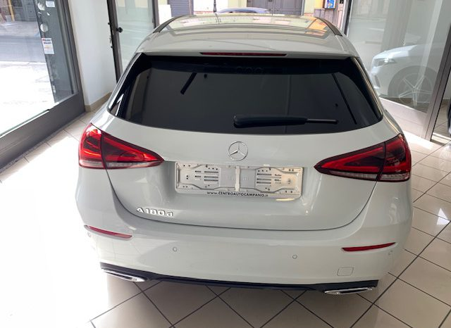 Mercedes-Benz A 180 d Automatic Sport BIANCA full