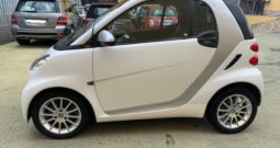 smart forTwo 1000 52 kW MHD coupè passion