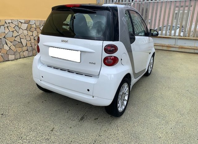 smart forTwo 1000 52 kW MHD coupè passion full
