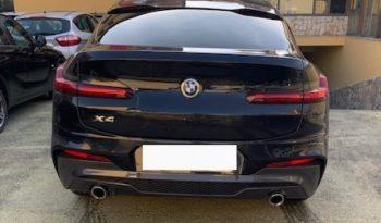 BMW X4 M xDrive25d Msport full