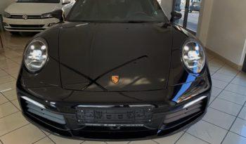 Porsche 992 911 Carrera 4 full