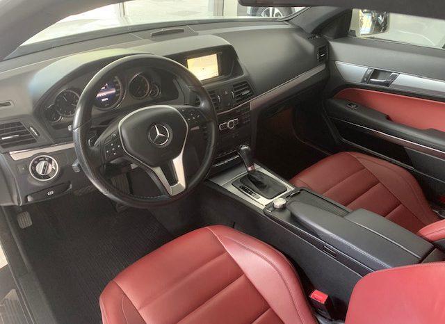 Mercedes-Benz E 220 CDI Coupè PREMIUM AMG full